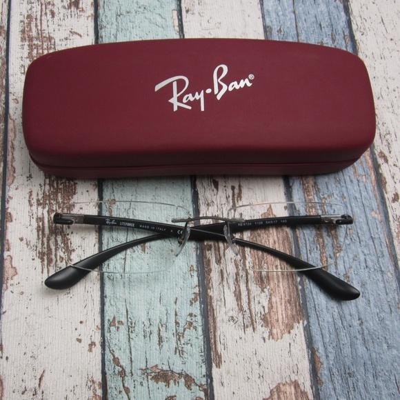 ff132d31f5 Ray Ban RB 8724 1128 Eyeglasses Unisex OLG245. M 5bb2722f45c8b350cf8847ce